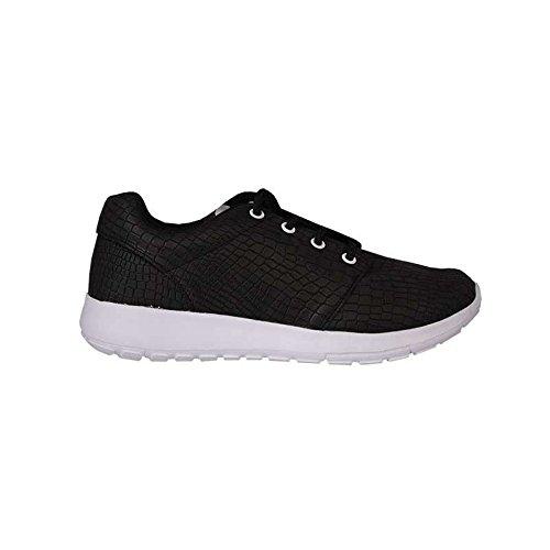 negro R Rox Colori Zapatillas Unisex Scarpe Fitness Diversi Scoperta 8xx6wrp