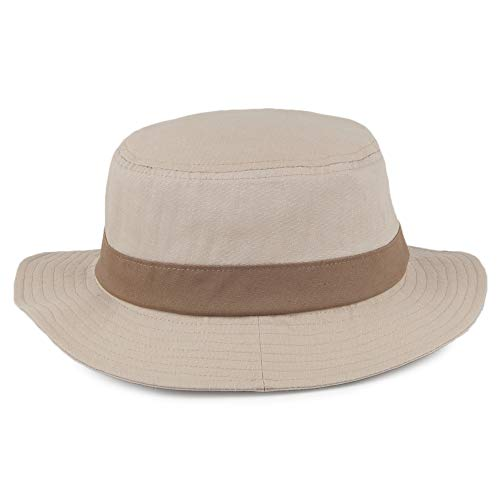 Imagen de jaxon & james sombrero de pescador gonzo kaki alternativa
