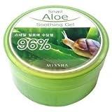 MISSHA Snail Aloe Soothing Gel, 1er Pack