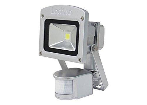 Ledino Ledisis High Power LED-Flutlichtstrahler, IR-Sensor, 10 W, kalt-/warmweiß Kaltweiß