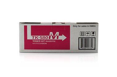 Kyocera ECOSYS P 6021 cdn (TK-580 M / 1T02KTBNL0) - original - Toner magenta - 2.800 Seiten