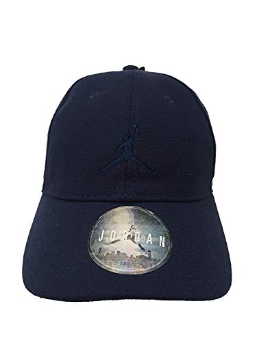 Nike Boy`s Air Jordan Baseball Cap (Midnight Navy(9A1922-U90) 54462941dc6