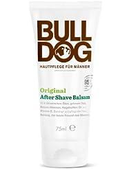 Bulldog Natural Skincare Original After Shave Balsam, 1er Pack (1 x 75 ml)
