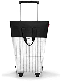 Reisenthel Urban Bagage Cabine, 68 cm, 50 liters, Multicolore (Black White)