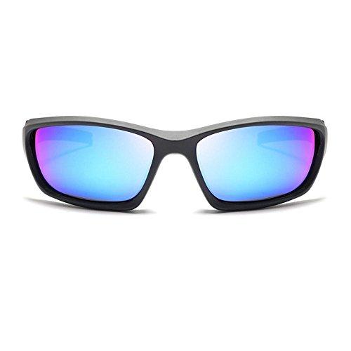 RYRYBH Sonnenbrillen polarisierte Sonnenbrillen Ski- / Sport- / Mode-Sonnenbrillen - voller UV-Schutz Unisex-Sonnenbrillen - ultraleichte polarisierte Sonnenbrillengläser Sonnenbrille
