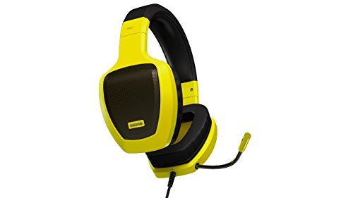 Ozone Rage Z50 - Auricular Gaming, Color Amarillo
