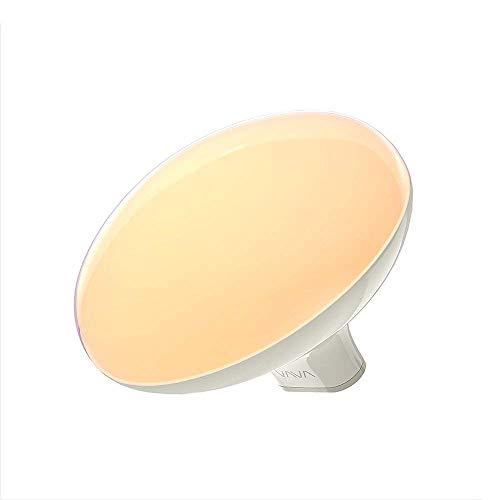 VAVA Lampe de Chevet LED Tactile avec 7 Couleurs d