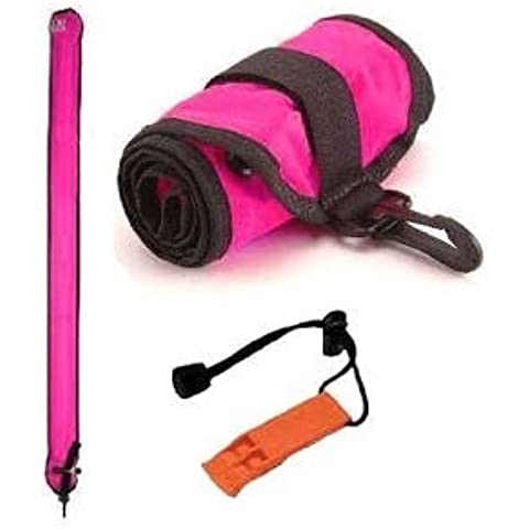 New 72 Pink Signal Marker Buoy Tube