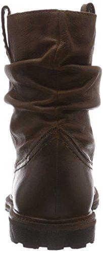 SPM - Seiko Ankle Boot, Stivaletti Donna Marrone (Braun (Dk Cuoio 008))