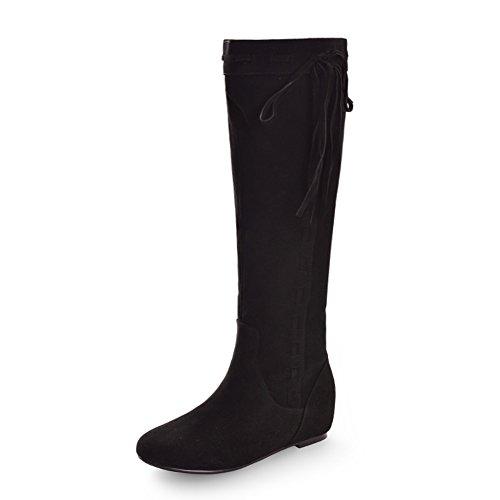 Glands simple des bottes/ tête ronde avec des bottes de femmes de réconfort/automne/hiver bottes B
