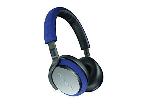 PX5 Casque sans Fil avec Suppression Active du Bruit Bleu