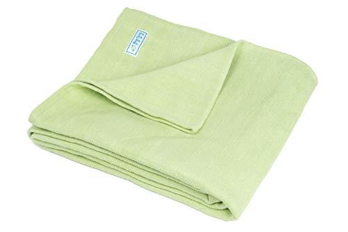 Blue Dove Yoga Zen Yogadecke Meditation Blanket 100% Baumwolle (KBA)