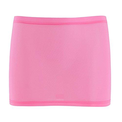 YiZYiF Femmes Mini Jupe Serré Clubwear Fête Mini Elastique Jupe de Nuit Taille unique