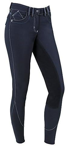 Covalliero Techno Waveblue Pantalon d'Equitation Taille 40