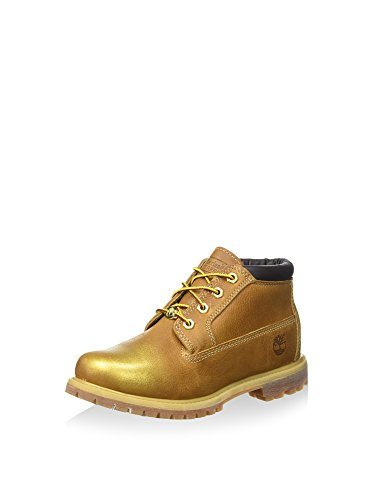 Chukka Track Femme Nellie Wheat Double moutarde Jaune Bottes Timberland ZxwFqP5wS