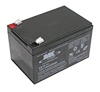 12V 12Ah MK Sealed Lead Acid (AGM) Mobility Scooter Battery