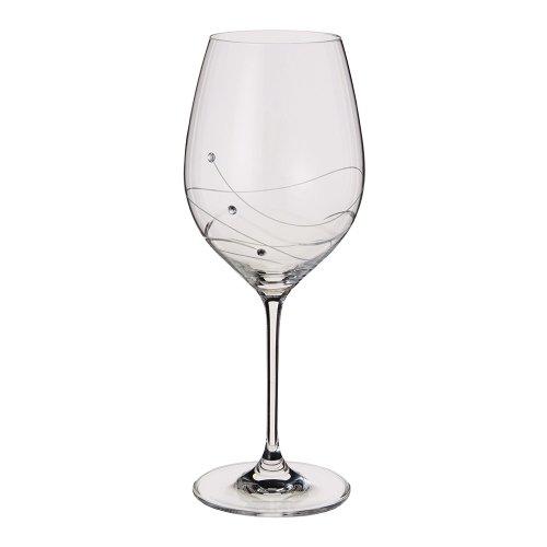 Dartington Crystal Glitz Weinglas, 2Stück