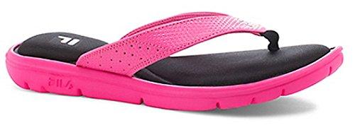 Fila Amazen memoria 4 diapositive Sandalo Knockout Pink / Pink / Knockout Pink