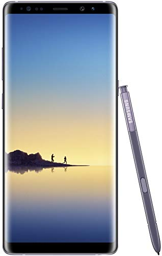 Samsung Galaxy Note 8 (Orchid Grey, 64GB) Without Offer