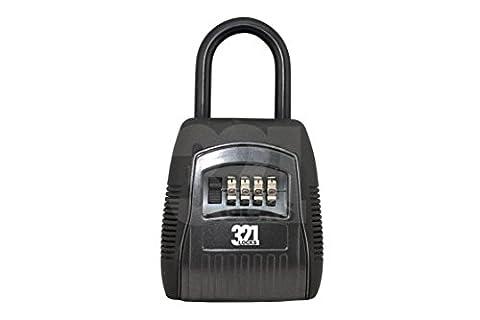 Bouton de porte/clôture montée pour clés Lb-50?321Verrouille Lock Box Combinaison