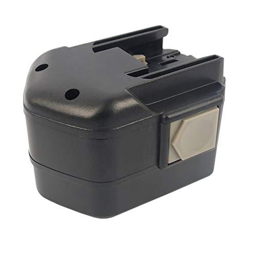 Ghpter Akku für Elektrowerkzeug 2100mAh Spannung12.0V Power Tools-Batterie für 48-11-1900, 48-11-1950, 48-11-1960, B12T, BDSE 12T, BDSE 12T Supermoment Der Akku kann jederzeit aufgeladen Werden