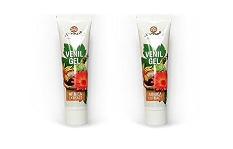 Ecorce Chene - Mishel VenilGel Lot de 2 gels pour