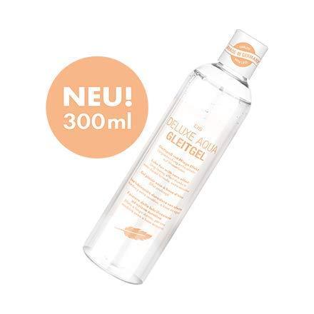EIS, Lubricante cosmético Deluxe Aqua, efecto larga