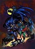Batman et Robin Poster Marvel Comics Rare Hot New 24 x 36