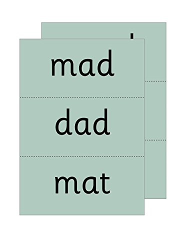 Read Write Inc. Phonics: Green Word Cards