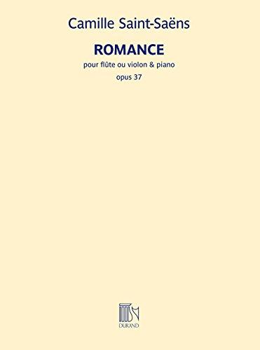 Romance op. 37