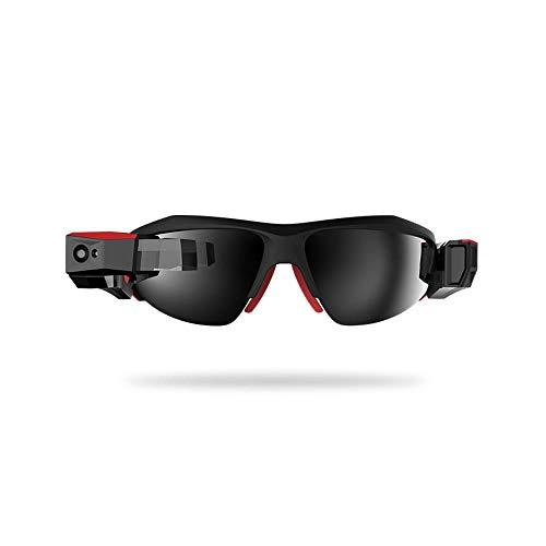 Lywljg Paseo de Gafas de Realidad Aumentada Inteligente AR Cuenta Corriente Movimiento de navegación de cámara Llamada Bluetooth