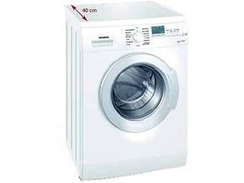 Siemens WS12X460FF - Siemens WS 12 X 460 FF - Machine à laver - pose libre - 60 cm - chargement frontal - 4.5 kg - 1200 tours/min