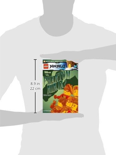 NINJAGO 10 PHANTOM NINJA (Lego Ninjago)