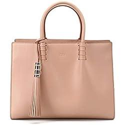 Tod's Luxury Fashion Mujer XBWLDMU0300PUPM021 Rosa Bolso Tipo Shopper   Temporada Permanente