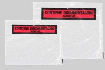 Plasticos helguefer – 500 buste contiene documenti 325 x 235 Packing list
