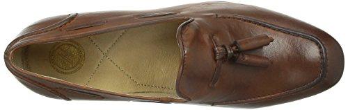 Hudson Pierre, Mocassins (loafers) homme Marron (Tan)