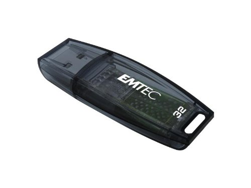 Preisvergleich Produktbild USB FlashDrive 32GB EMTEC C410 (Blau) USB 2.0