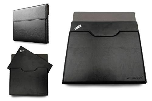 armourdog® Executive-Slip-Hülle für Lenovo Thinkpad X1 Tablet, X1 Carbon, T470s, T480s, Yoga 260/370/X380, L380, und X280