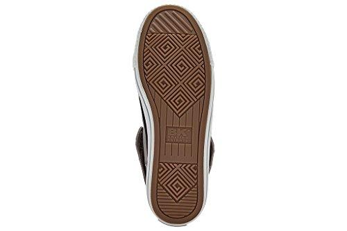 British Knights Roco - Herren Sneaker / High-Top-Schuh grey (B37-3702-12)