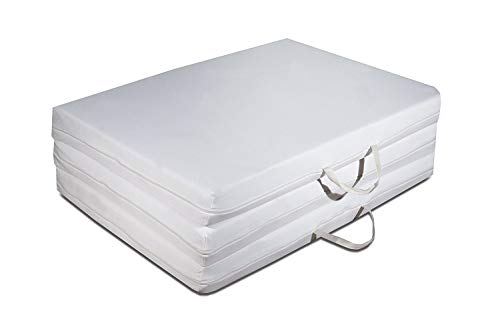 Evergreenweb materassino futon pieghevole salvaspazio materasso