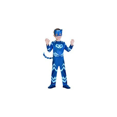 Childrens Size PJ Masks Catboy Costume Small 3-4 years
