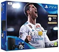 Console Videogames Sony Entertainment PS4 Slim Standard 1TB + Fifa 18