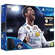 PlayStation 4 1TB + FIFA18 [Bundle]