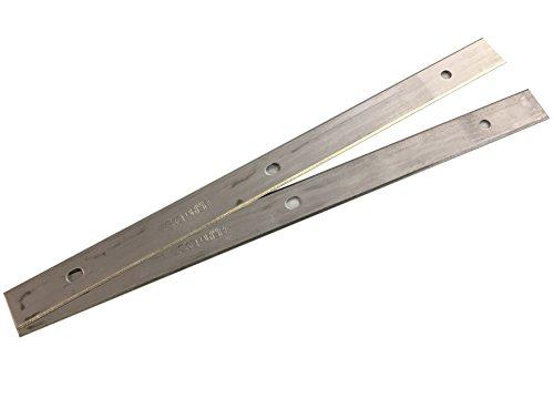 Barke ESTA Hobelmesser, 260 x 18,6 x 1,0 mm, für Elektra Beckum HC260/M s700s3, Metabo HC260C 260K SIP 01338, 1 Paar