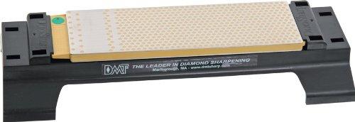 DMT DuoSharp plus Schärfstein- extrafein/fein mit Sockel, 20,3 cm / 8 Zoll, 1 Stück, WM8EF-WB