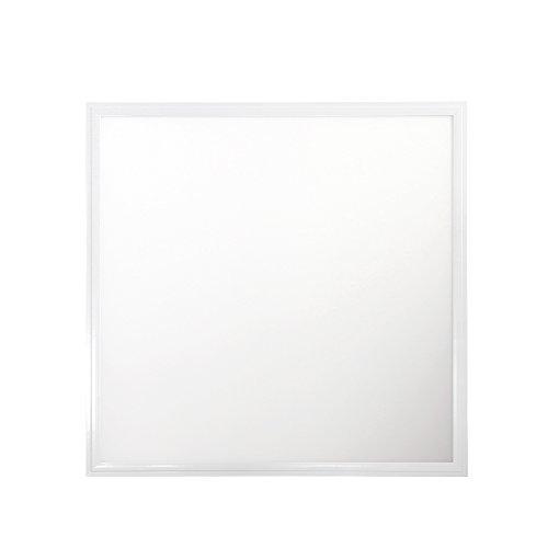 LED Panel 62x62 Deckenleuchte LED Rasterleuchte LED Panel ideal für Bildschirmarbeitsplatz blendfrei 36W neutralweiß 4000K UGR19