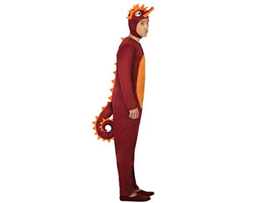ATOSA 17291 Karnevalskostüm, Herren, mehrfarbig, M-L, (Lustige Meeresbewohner Kostüm)