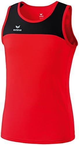 Erima, Canotta Sportiva da da da Running Bambini Race Line, Rosso (rosso nero), 164 cm | Buona qualità  | Qualità e quantità garantite  e472a2