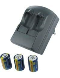 Chargeur pour KONICA MINOLTA HEXAR RF, 3.0V, 250mAh, Li-ion