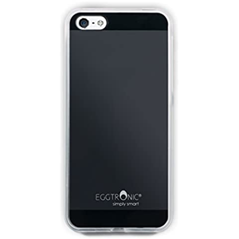 Eggtronic® Qi Wireless Charging Case per iPhone SE / 5
